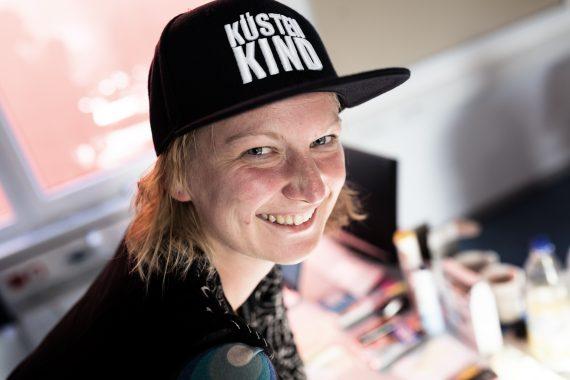 Produktionsleiterin der Rostocker Schule Filme 2017