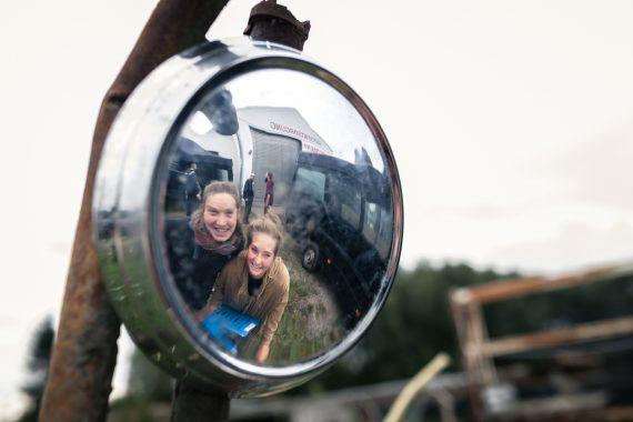 COR - Schöner Leben. Selfie